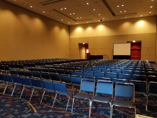 ALA Chicago 2017 Presentation room